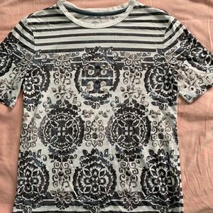 Tory Burch and Kate Spade t shirts